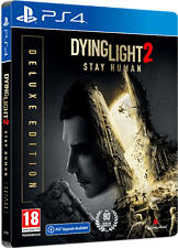 PS4 - Dying Light 2: Stay Human - Deluxe Edition /D