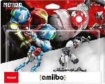 MediaMarkt NINTENDO amiibo Samus & E.M.M.I. (Metroid Dread) Figura del gioco