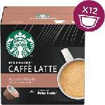 MediaMarkt STARBUCKS Caffè Latte by NESCAFÉ® Dolce Gusto® - Kaffeekapseln