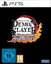 PS5 - Demon Slayer -Kimetsu no Yaiba- The Hinokami Chronicles /I