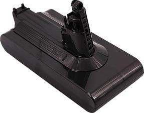PATONA 6136 - Batterie (Noir)