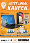 Bening GmbH & Co. KG JETZT LOKAL KAUFEN - bis 23.07.2021