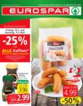 EUROSPAR EUROSPAR Flugblatt Vorarlberg - bis 28.07.2021