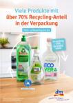dm-drogerie markt Kreislaufwirtschaft: Recycling bei dm - bis 15.07.2021