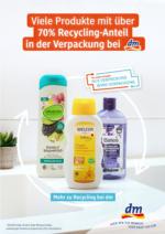 Für unsere Umwelt: Aus Verpackung wird Verpackung