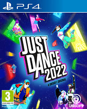 PS4 - Just Dance 2022 /Multilinguale