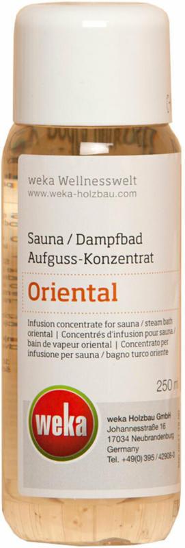 """Sauna- und Dampfbadduft """"Oriental"""" Geruch: Oriental"""
