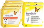 OTTO'S Abbott FreeStyle Lite Teststreifen 4 x 100 + 2 x 200 FreeStyle Lanzetten -
