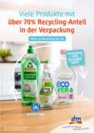 dm-drogerie markt Kreislaufwirtschaft: Recycling bei dm - bis 22.07.2021