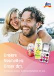 dm-drogerie markt Unsere Neuheiten. Unser dm. - bis 31.07.2021