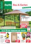 BayWa Bau- & Gartenmärkte Wochenangebote - bis 24.07.2021