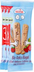 FruchtBar Babysnack Bio-Keks-Riegel mit Dinkel & Himbeere, ab 8 Monaten 3x30g