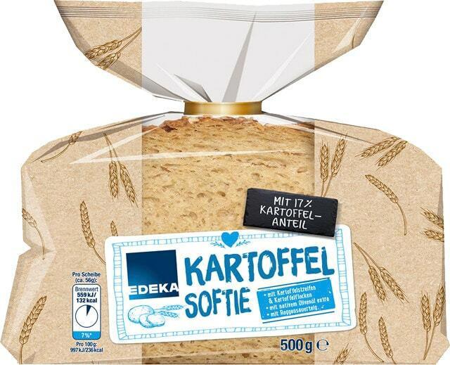 EDEKA Kartoffel Softie