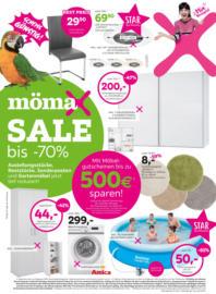 Mömax Sale