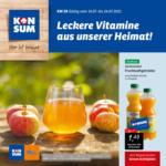 Konsum Dresden Wöchentliche Angebote - bis 24.07.2021