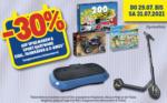 METRO -30% auf Spielwaren & Sporthartware exkl. Fahrräder & E-Bikes - bis 31.07.2021