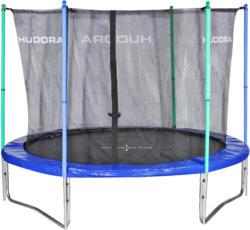 Hudora Trampolin 'Fun 300' blau/grün 300 cm