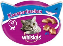 Whiskas Snacks Knuspertaschen mit Lachs