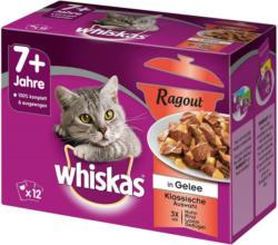 Whiskas Frischebeutel Ragout Klassische Auswahl 7+