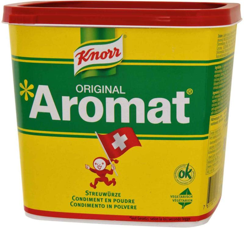 Condiments en poudre Knorr, écodose, 1 kg -