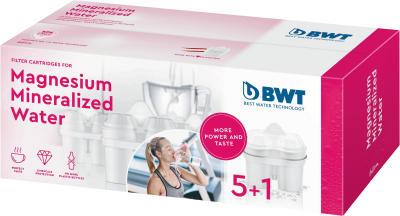 BWT Best Water Technology 5+1 longlife Mg2+ Wasserfilterkartusche