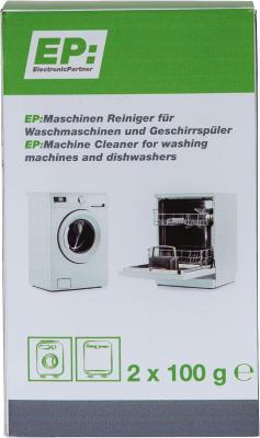 ElectronicPartner EP: Maschinenreiniger