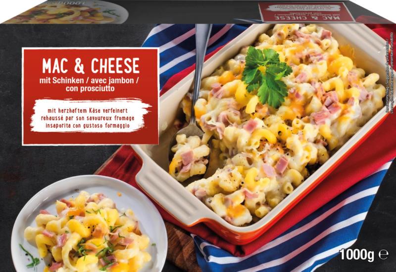 Mac & Cheese Gratin de nouilles, 1000 g