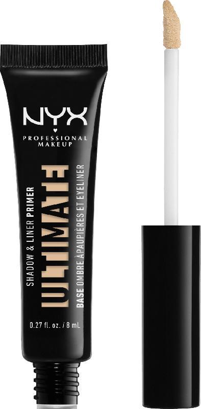 NYX PROFESSIONAL MAKEUP Primer Liner & Ultimate Shadow Medium 02