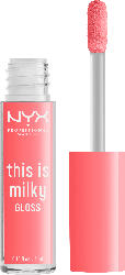 NYX PROFESSIONAL MAKEUP Lipgloss This Is Milky Gloss Moody Peach 05