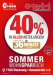 Opti-Wohnwelt Sommer Wohnsparbuch - bis 14.08.2021
