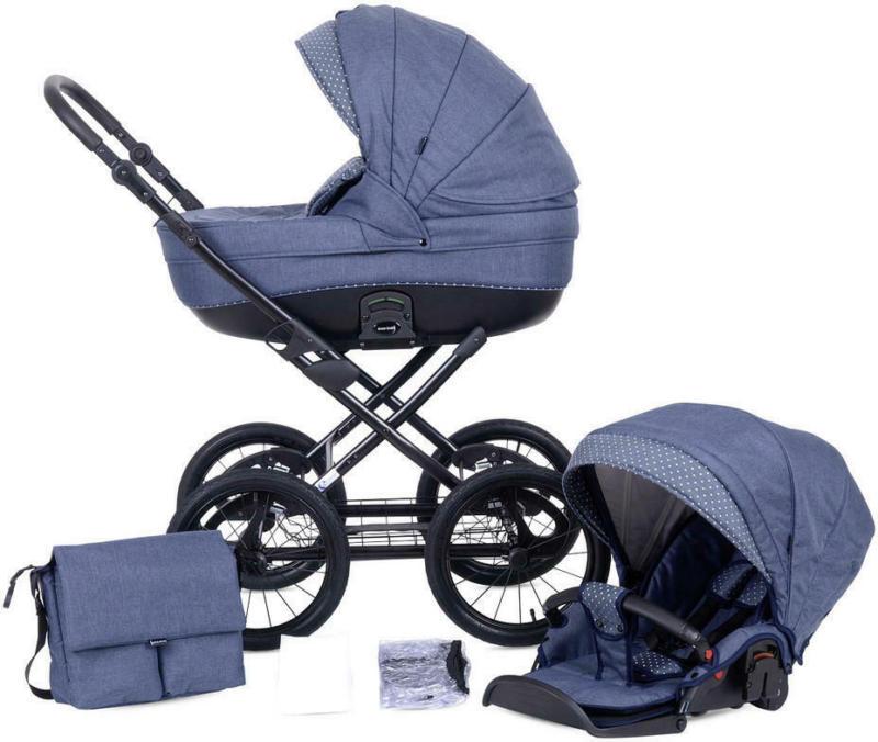Knorr Baby Kinderwagenset Kreta