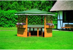 "Möbelset zu Pavillon ""Marburg"""