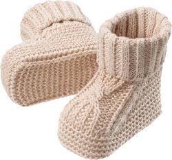 ALANA Baby Schuhe, 3-6 Monate, beige