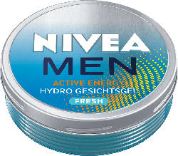 NIVEA MEN Active Energy Hydro Gesichtsgel
