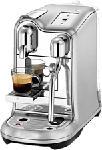 MediaMarkt SAGE the Creatista Pro - Nespresso® Kaffeemaschine (Gebürstetes Edelstahlgrau)