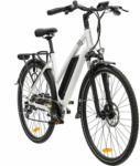 """HELLWEG Baumarkt Trekking E-Bike """"Athena 8"""", 17,5 Ah, weiß 17,5 Ah"""