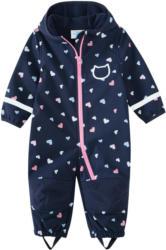 Baby Softshelloverall mit Herz-Print (Nur online)