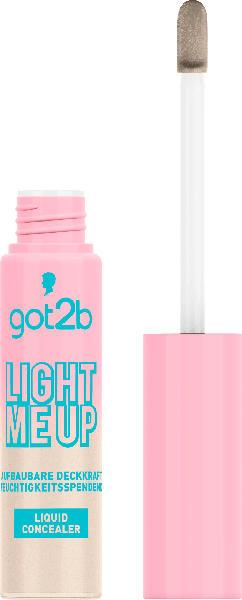got2b Concealer Liquid Light Me Up 010 Fairy