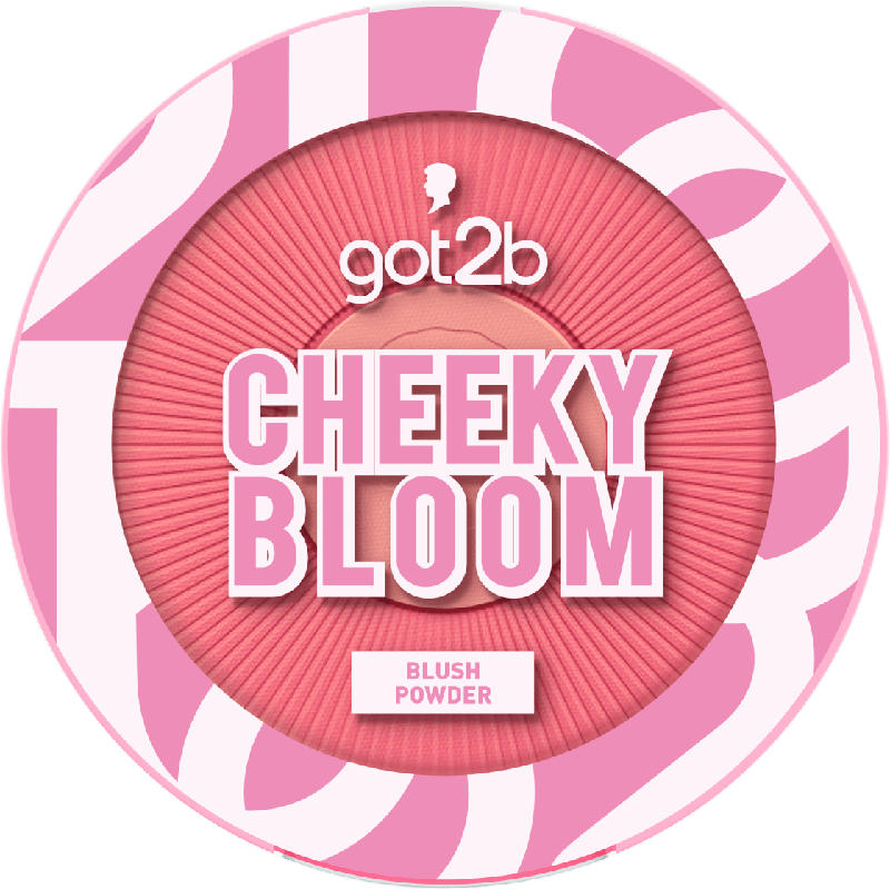 got2b Rouge Blush Powder Cheeky Bloom Pink Velvet