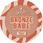 dm-drogerie markt got2b Bronzer Powder Bronze Babe Miami Mood - bis 30.09.2021