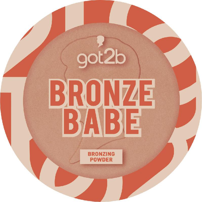 got2b Bronzer Powder Bronze Babe Miami Mood