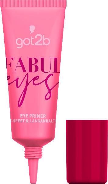got2b Lidschattenbasis Eye Primer Fabuleyes