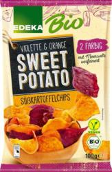 EDEKA Bio Süßkartoffelchips