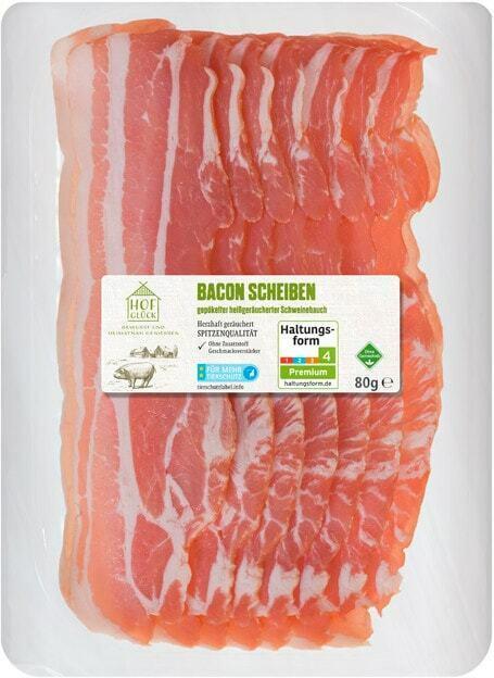 Hofglück Bacon Scheiben