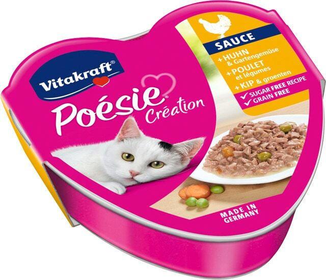 Vitakraft Poésie Katzennahrung