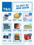 T&G T&G Flugblatt - bis 06.08.2021