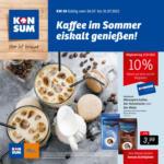 Konsum Dresden Wöchentliche Angebote - bis 31.07.2021