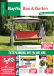 BayWa Bau- & Gartenmärkte Wochenangebote - bis 07.08.2021