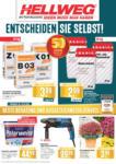 HELLWEG Baumarkt Wochenangebote - bis 31.07.2021