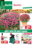 BayWa Bau- & Gartenmärkte Wochenangebote - bis 31.07.2021